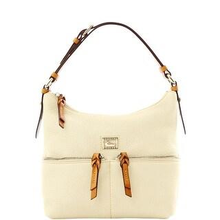 Dooney & Bourke Dillen Small Zipper Pocket Sac (Introduced by Dooney & Bourke at $238 in Jan 2012) - Bone