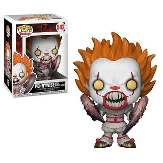 "FunKo POP! Movies IT Pennywise (Spider Legs) 3.75"" Vinyl Figure - multi"
