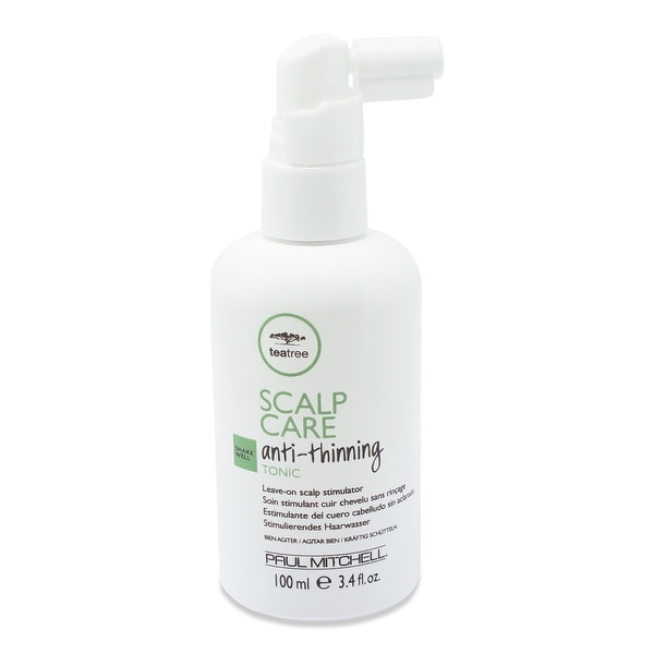 Tea Tree Scalp Care Anti-thinning Tonic 3.4 Oz