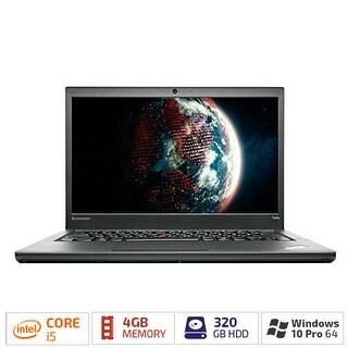 Refurbished Lenovo Thinkpad T430 i5 3.3 Ghz, 8GB RAM, 320GB HDD, Webcam, DVD, Windows 10 Professional
