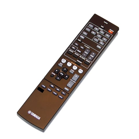 NEW OEM Yamaha Remote Control Shipped With RXV371, RX-V371, RXV371BL, RX-V371BL