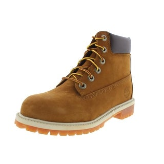 Timberland Boys Big Kid Waterproof Casual Boots - 4.5 medium (d)