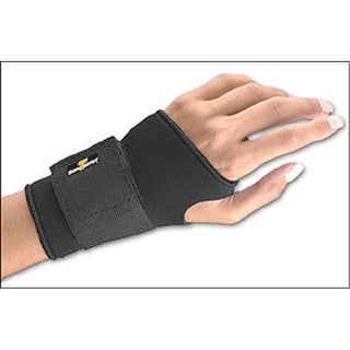Safe - T - Wrist Hd Wrist Support Right Black, Medium