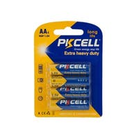 PKCELL Heavy Duty AA Batteries - Pack of 24