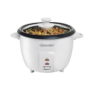 Proctor Silex 37533 Rice Cooker, 10 Cup