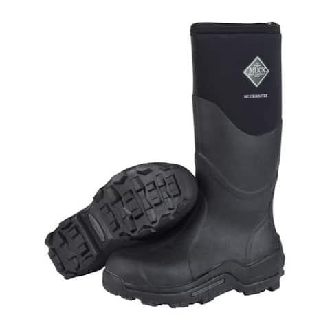 The Original Muck Boot Company Muckmaster Men's Boots 13 US Black