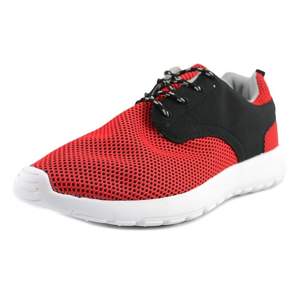 Dream Pairs Run Pro Red/Black Running Shoes
