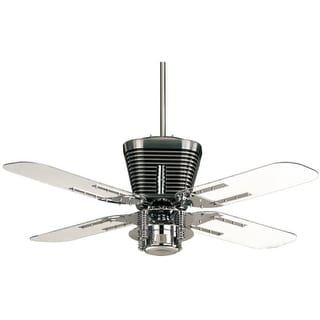 Quorum International Q93524 Indoor Ceiling Fan from the Retro Collection
