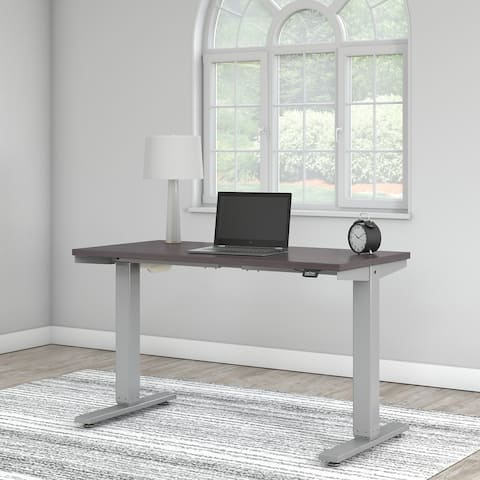 Somerset 48W Electric Height Adjustable Desk by Bush Furniture