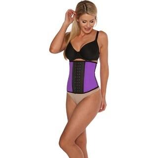 Flakisima Womens Waist Cincher Slimming Boning