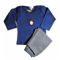Loralin Design BNP12 Penguin Outfit - Blue, 12-18 Months