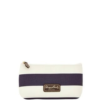 Dooney & Bourke Rugby Cosmetic Case (Introduced by Dooney & Bourke at $48 in Feb 2016) - Navy
