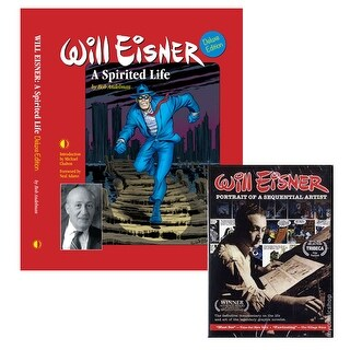 Will Eisner: Spirited Life/ Sequential Artist Book & DVD Combo Pack - multi