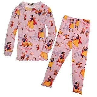 Children's Pajamas - Snow White Children's 2 Piece PJ Set