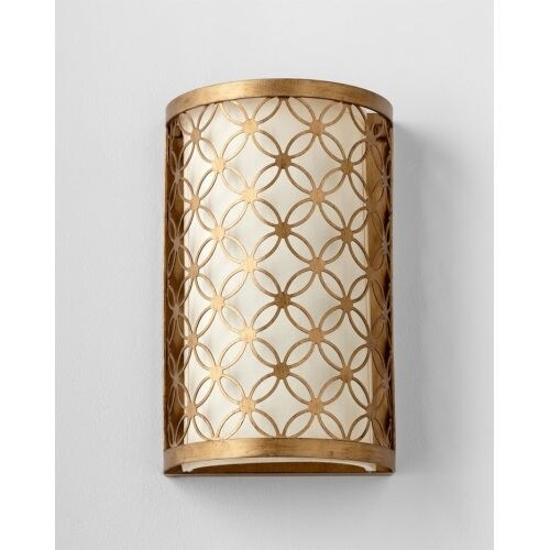 Cyan Design 4600 Calypso Wall Sconce - Gold