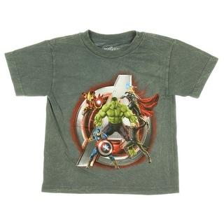 Marvel Avengers Age of Ultron Boys' Cast T-Shirt
