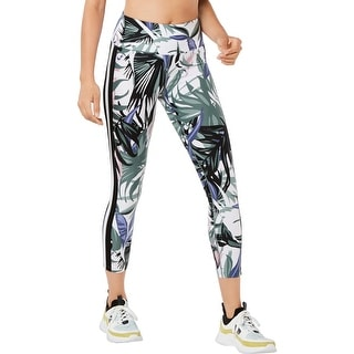Link to Calvin Klein Performance Womens Athletic Leggings High-Waist Yoga - White Multi Similar Items in Athletic Clothing