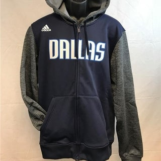 Dallas Mavericks Men M-L-Xl-2Xl-3Xl-4Xl +2 On Court Jacket Hoodie $105