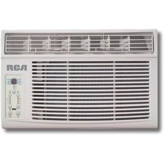 RCA RACE1202E 12000 BTU 115 Volt Window Air Conditioner with Auto Restart - White - N/A