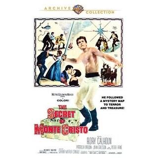 Secret Of Monte Cristo, The DVD Movie 1961