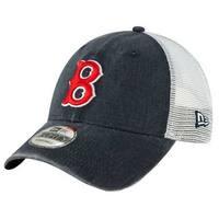 promo code ba63c f46e0 New Era 2019 MLB Boston Red Sox Baseball Cap Hat 1946 Cooperstown Truck Mesh