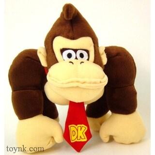 "Super Mario Brothers 10"" Plush Donkey Kong"