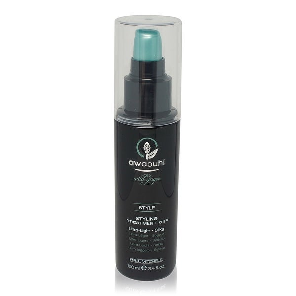 PAUL MITCHELL | Awapuhi Wild Ginger Styling Treatment Oil 3.4 fl oz