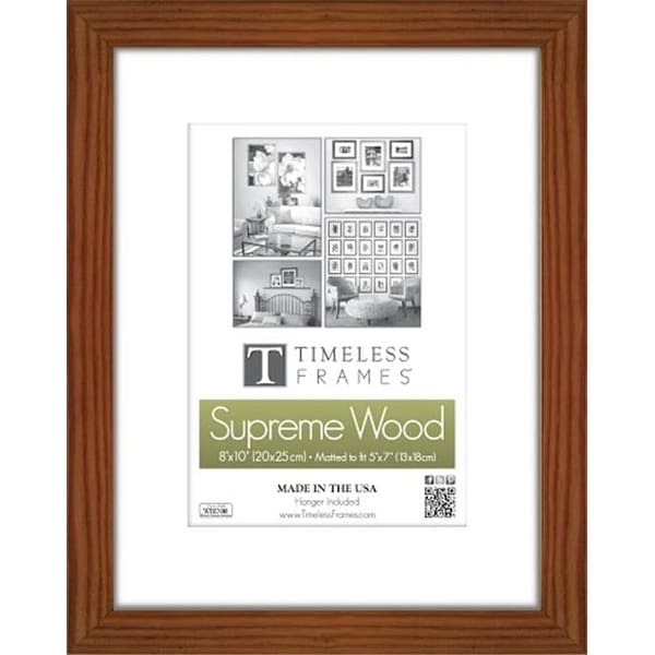 Timeless Frames 73263 Regal Walnut Wall Frame, 8 x 12 in. - Free ...
