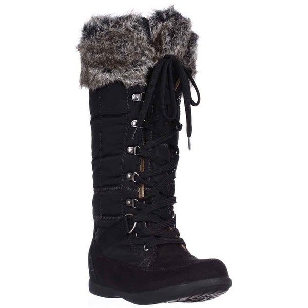 Zigi Soho Madalyn Winter Snow Boots, Black