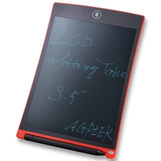 8.5 inch Paperless LCD Writing Pad Tablet|https://ak1.ostkcdn.com/images/products/is/images/direct/689ecdb934a3f2deef1b715dedeb821a1bbd23dd/8.5-inch-Paperless-LCD-Writing-Pad-Tablet.jpg?impolicy=medium