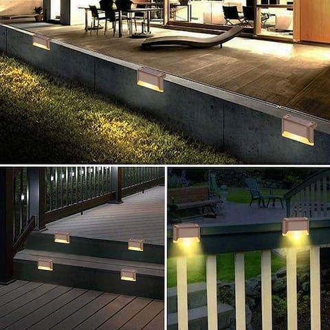 IP65 Outdoor Waterproof Solar Deck Lights