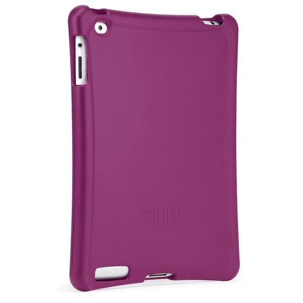 Built NY Ergonomic Hardshell Case for iPad 2 - Raspberry