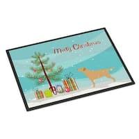 Yellow Labrador Retriever Merry Christmas Tree Indoor or Outdoor