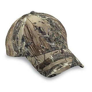 New Mesh Hat True Timber Hundred Percentage Polyester Camouflage (MC2)