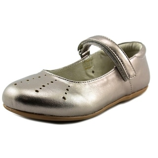 See Kai Run Kimmie Youth Round Toe Leather Mary Janes