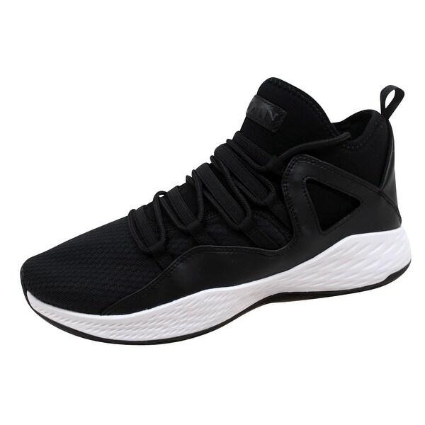 Jordan Formula 23 Low Sneakers BlackBlackWhite