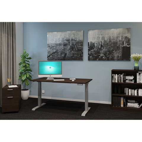 iRize 30x72 Electric Height Adjustable Standing Desk by I5 Industries