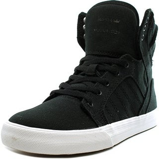 Supra Skytop Boy Black-White Athletic Shoes