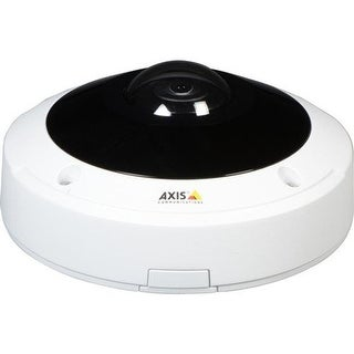 Axis 360 degree Panoramic Network Mini Dome Camera with Night Vision