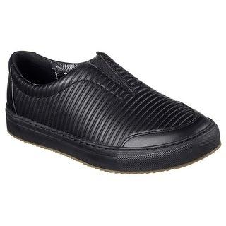 Skechers 34320 BBK Women's BOBS PUZZLES-TICK TOCK Sneaker