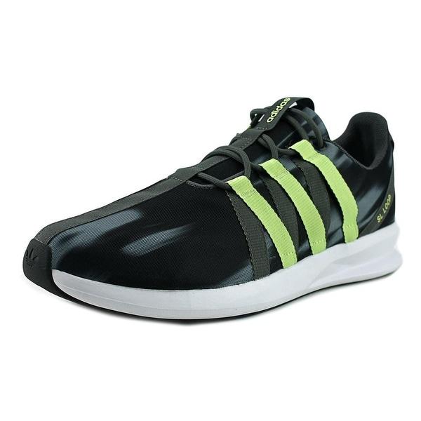 Adidas SL Loop Racer Men Black/Ltflye/Granit Running Shoes