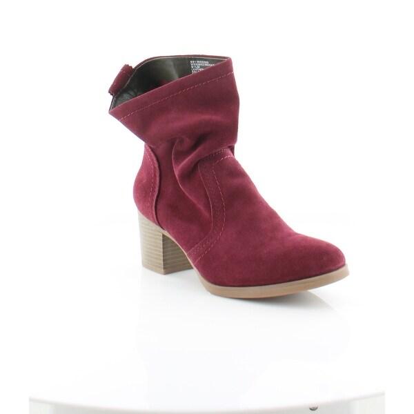 White Mountain Behari Women's Boots Burgundy
