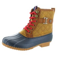 Tommy Hilfiger Ravel 2 Women's Quilted Duck Boots