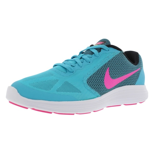 28d69474598 Shop Nike Revolution 3 (Gs) Junior s Shoes - 7 m us big kid - Free ...