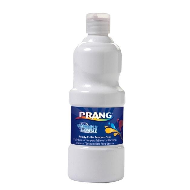 Quart Prang Ready-to-Use Tempera Paint White
