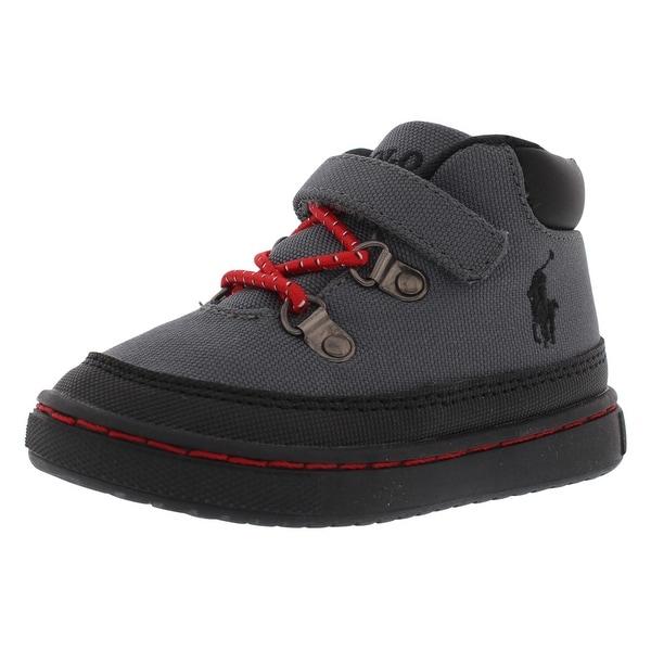 1c468983 Shop Polo Ralph Lauren Logan Hiker Toddler Shoes - On Sale ...
