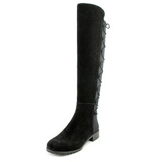 Michael Michael Kors Skye Boot Moc Toe Suede Boot