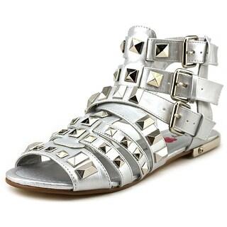 Penny Loves Kenny Cavaliar Open Toe Synthetic Gladiator Sandal