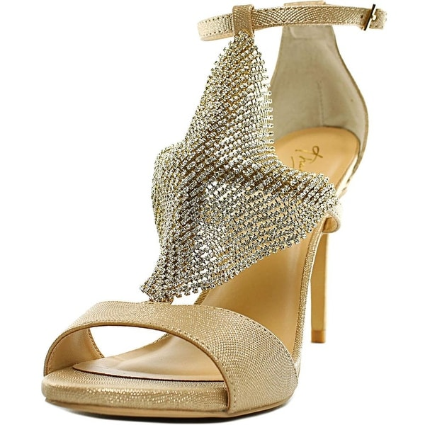 Thalia Sodi Drina Women Champagne Sandals