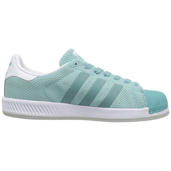 Shop Adidas Womens superstar bounce Low Top Lace Up Fashion ...